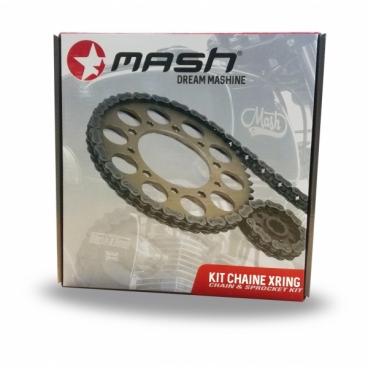 KIT CHAINE ADVENTURE 400 MASH