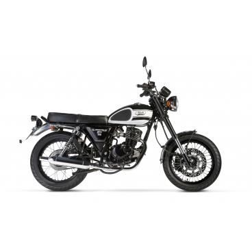 MASH SEVENTY FIVE 125 cc black